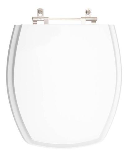 assento sanitário thema branco para louça incepa laufen