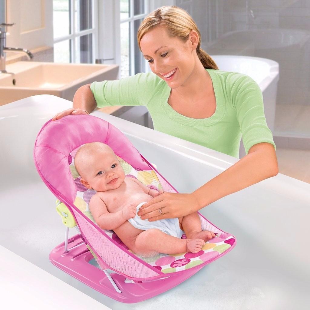 assento suporte banho beb cadeira para banheira funny rosa r 69 99 em mercado livre. Black Bedroom Furniture Sets. Home Design Ideas
