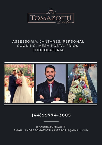 assessoria de eventos/casamento online