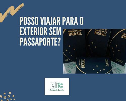 assessoria em vistos consulares,  passaportes, seguro viagem
