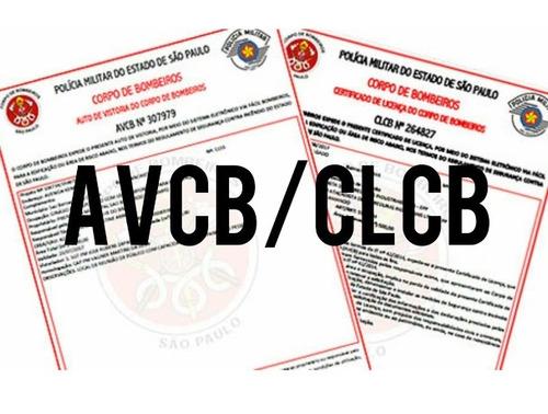 assessoria para obtenção de avcb e clcb