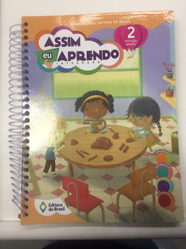 assim eu aprendo 2 - ed. infantil integrado