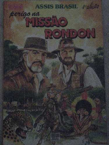 assis brasil perigo na missão rondon-1991