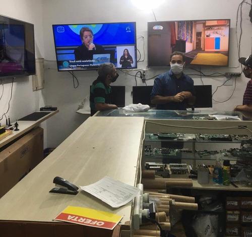 assistencia tecnica de tvs em geral