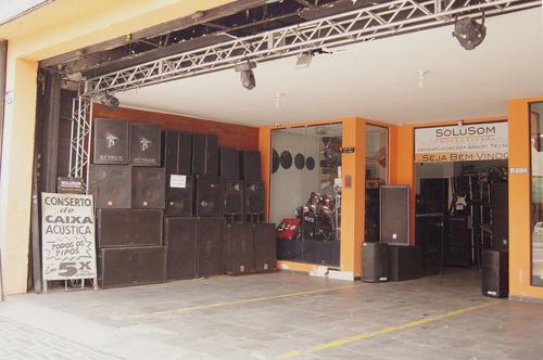 assistencia técnica e aluguel de áudio e instrumentos