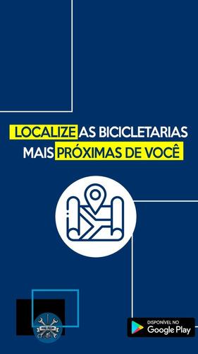 assistência de bicicletas 6 meses em qualquer bicicletaria.