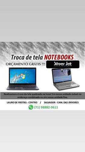 assistência de notebook