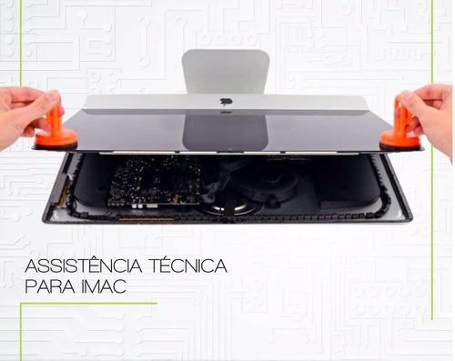 assistência técnica apple aguas claras macbook iphone x imac