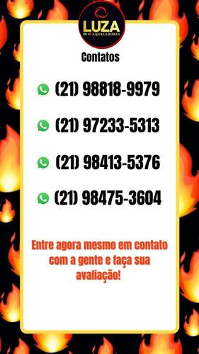 assistência técnica aquecedor -niterói, bairro de fátima