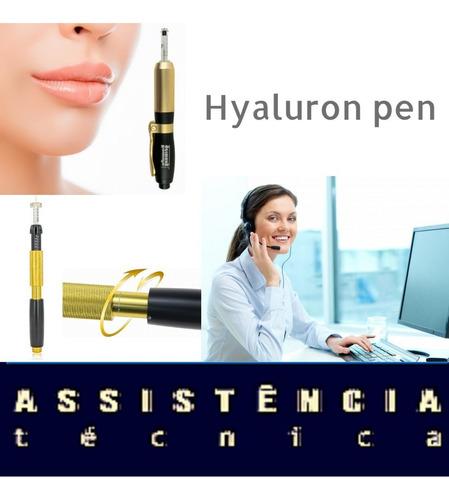 assistência técnica caneta de intradermoterapia hyaluron pen