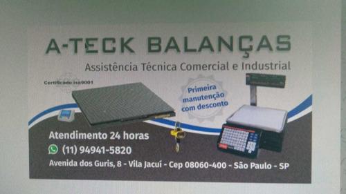 assistência técnica de balança