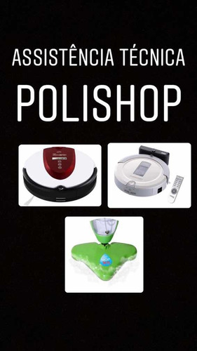 assistência técnica de produtos da polishop