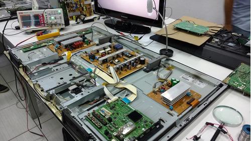 assistência técnica de tvs led, lcd e plasma