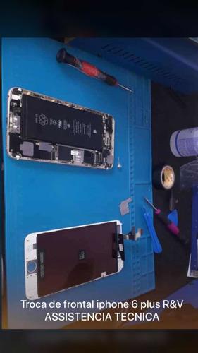 assistência técnica e manutenção de celulares