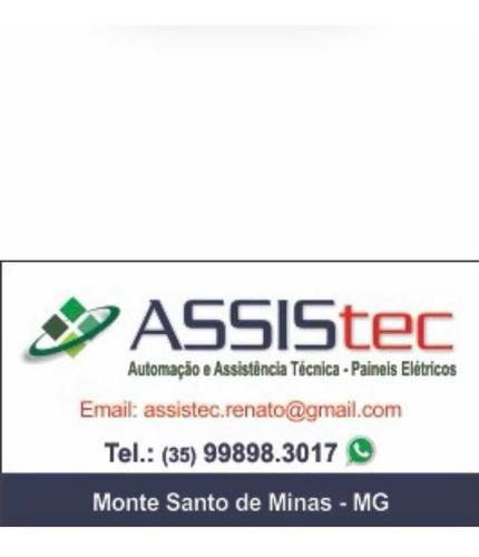 assistência técnica e montagem elétrica