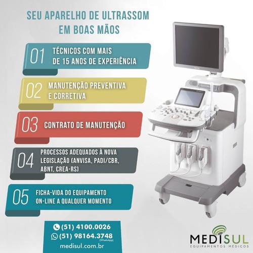 assistência técnica em equipamentos de ultrassom e ecografia
