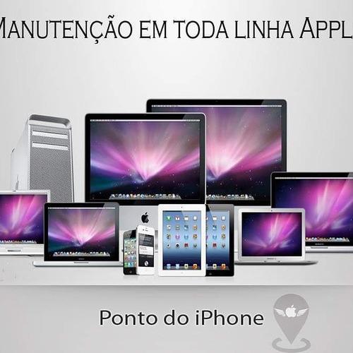 assistência técnica em macbook informatica apple iphone