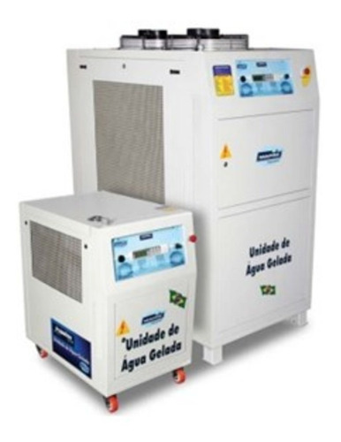 assistência técnica  em unidade de aguá gelada chiller