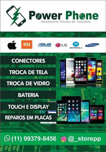 assistência técnica especializada em celulares e apple watch