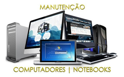 assistência técnica, informática, notebooks, impressoras. or