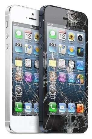 assistência técnica iphone 5c troca tela touch vidro lcd