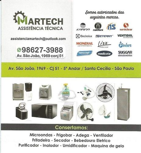 assistência técnica martech