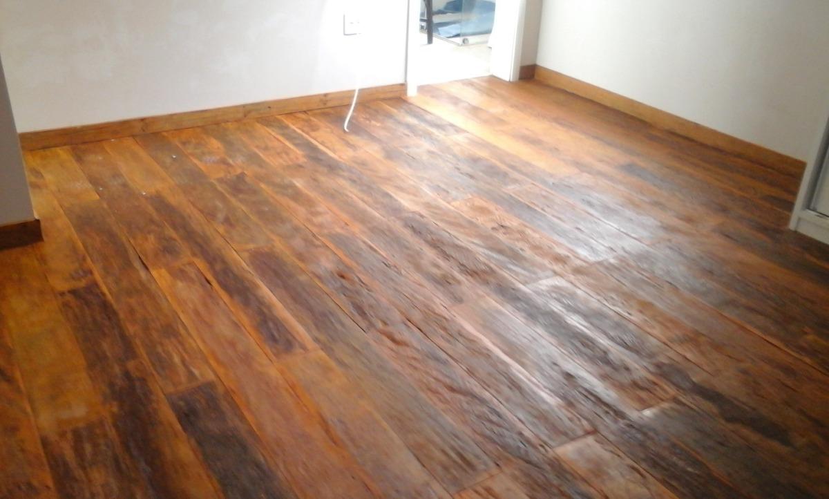 Assoalho de madeira de lei peroba rosa de demoli o p for Compro piso en sanxenxo