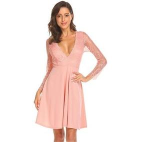 a22d5477f Vestidos Coctel Cortos Con Picos Mujer - Ropa y Accesorios en ...