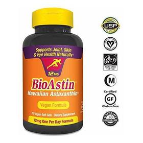 Astaxantina Hawaiana Bioastin 732894500129 12  Vegano 1