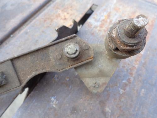 aste do limpador do parabrisa do opala 79 usado .