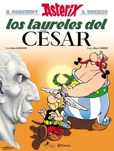 asterix 18 y los laureles del césar (envíos)