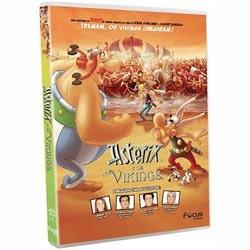asterix e os vikings dvd original