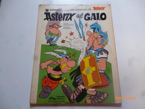 asterix el galo.grijalbo.barcelona.1977.48 pag.