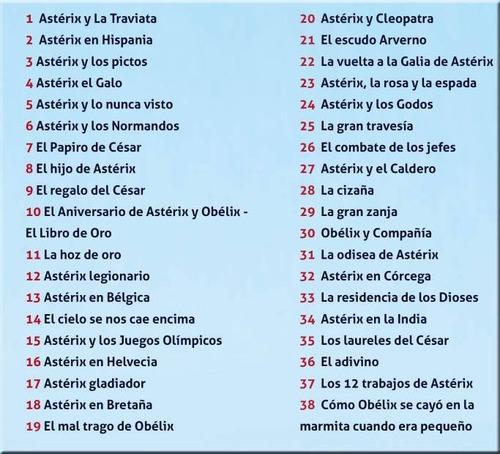 asterix salvat -n° 37 las doce pruebas de - 00859191037 - ®