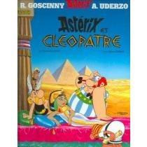 astérix, tome 6 : astérix et cléopâtre; rené goscinny