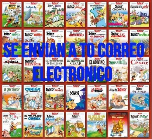asterix y obelix coleccion completa digital