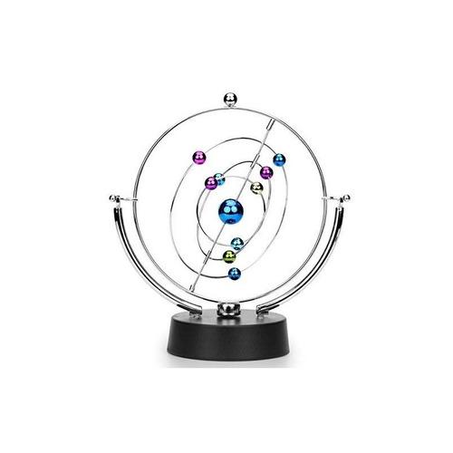 asteroide cinético del arte de sciencegeek - juguete electró