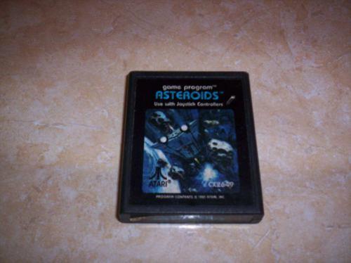 asteroids ( atari 2600 ) +++