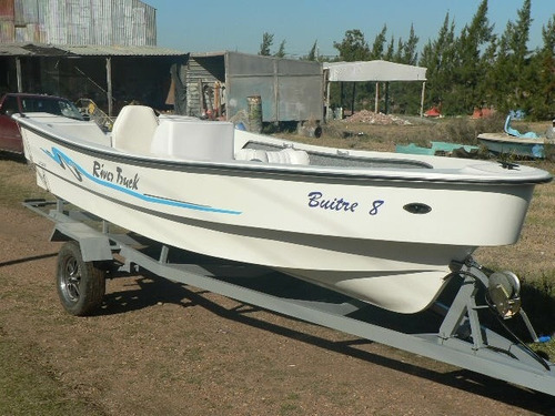 astillero sioux  river trucker 520
