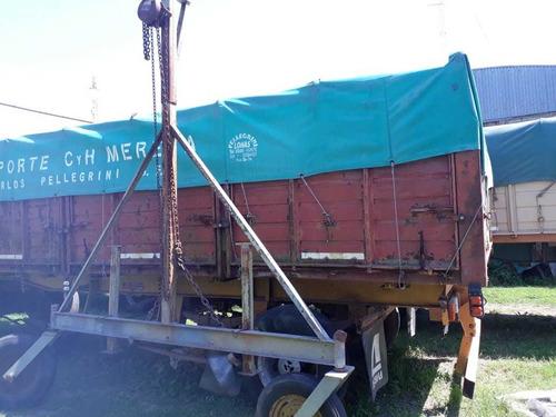 astivia 3 ejes baranda volcable volcador