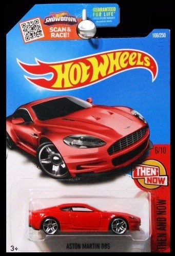 aston martin - lote hot wheels (2013/2015)