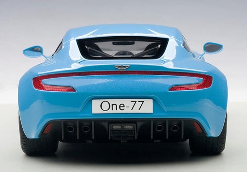 aston martin one-77 escala 1:18 autoart 70240