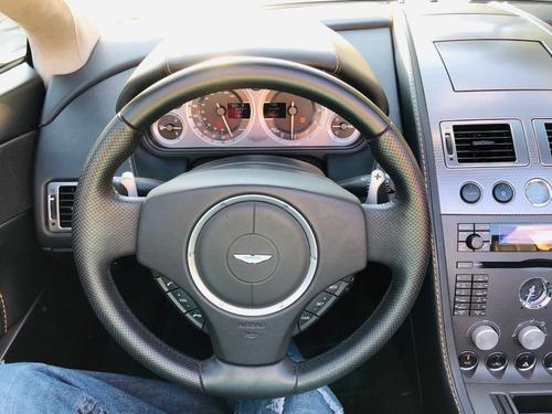aston martin vantage n400 roadster  085/240 año:2008