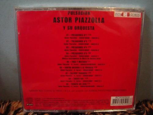 astor piazzolla - pulsacion - cd nacional