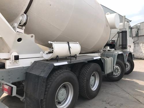 astra iveco hormigonero 8x4 380hp mixer 0km de 10m3 nuevo