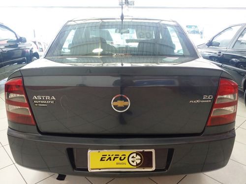 astra sedan advantage  automatico flex 2009