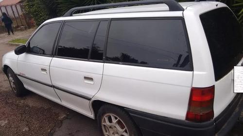 astra sw 95, carro de idoso, muito bem conservado! barbada!
