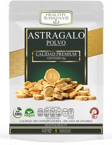 astragalo en polvo premium 500g astragalus envio gratis
