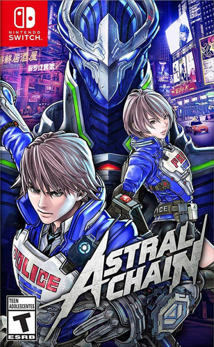 astral chain nintendo switch [digital]