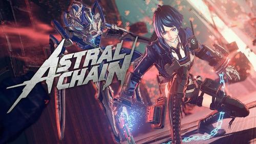 astral chain nintendo switch nuevo sellado delivery stock ya